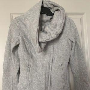 Lululemon Sweatshirt - Grey sz 4